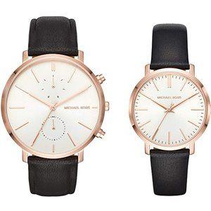 MK Women's Jaryn Pair Watch Gift Set MK3859